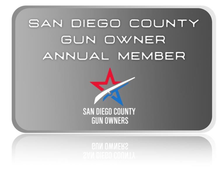 SDCGO Annual Member