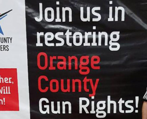 Introducing the Orange County Gun Owners!