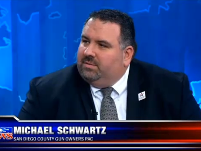 San Diego County Gun Owners on KUSI