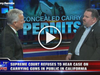 Conceal Carry Permits