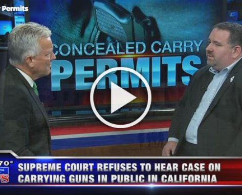 KUSI – SDCGO Discuss Conceal Carry Permits