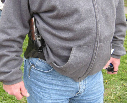 Times of San Diego – San Diego Democrats Seek Tougher Restrictions on Concealed Carry