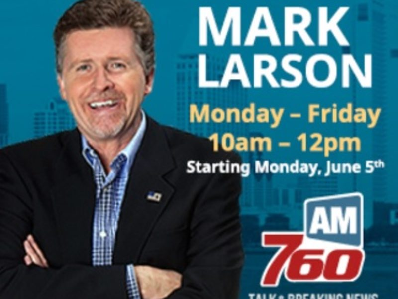 The Mark Larson Show: More Restrictive Gun Laws