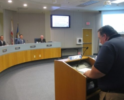 East County Magazine – Santee City Council to Send Letter to Sheriff Gore Requesting Change in Concealed Weapons Policy