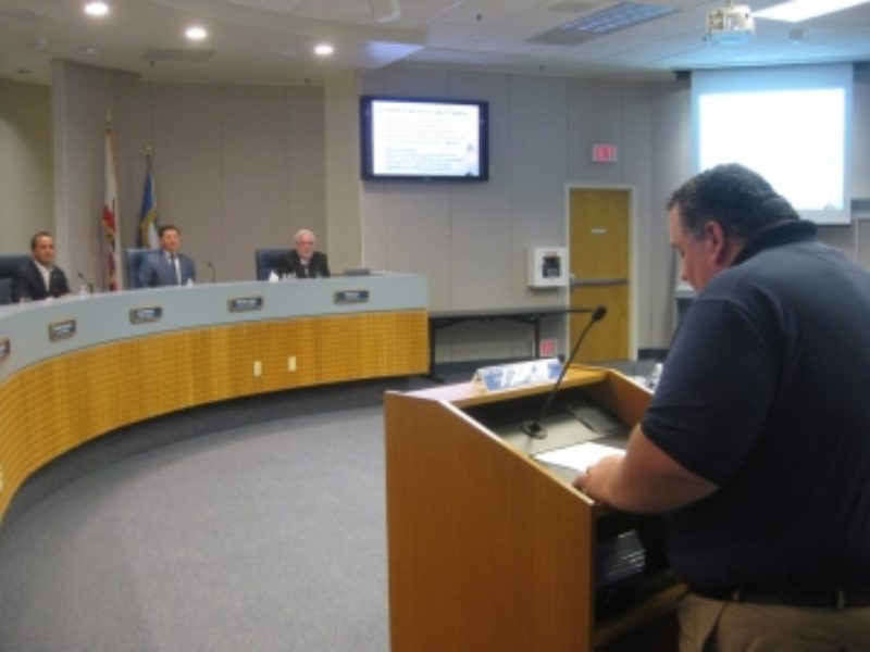 Santee City Council to Send Letter to Sheriff Gore Requesting Change in Concealed Weapons Policy