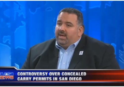 Controversy Over Concealed Carry Permits in San Diego