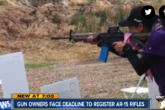 ABC10 – San Diego gun owners face deadline to register AR-15s