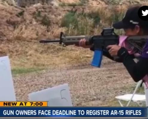 ABC10 – San Diego gun owners face deadline to register AR-15s