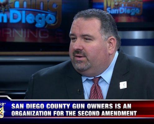 KUSI – The Local Impact of Gun Control