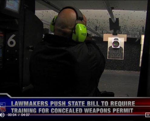 KUSI – Local Democratic lawmakers announce gun safety bill