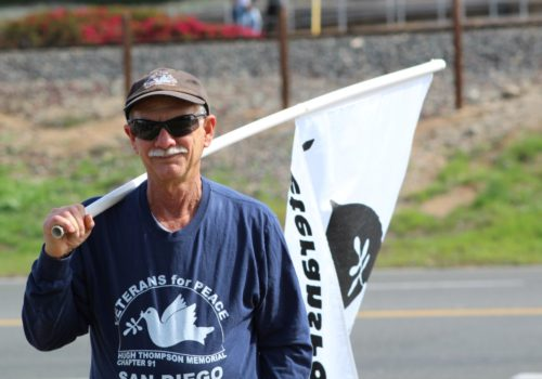 The Coast News: After protest, Encinitas adopts anti-gun violence resolution