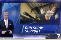 NBC 7: 3,000 Letters Support Del Mar Gun Shows: Gun Rights Advocate