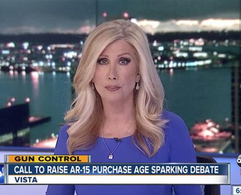 ABC10: Trump Endorses Raising Minimum Purchase Age for AR-15s