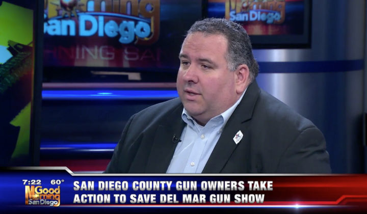 sdcgo works to save gun show