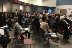 Union Tribune: Parents ask DMUSD to take stand on assault weapons in safety resolution