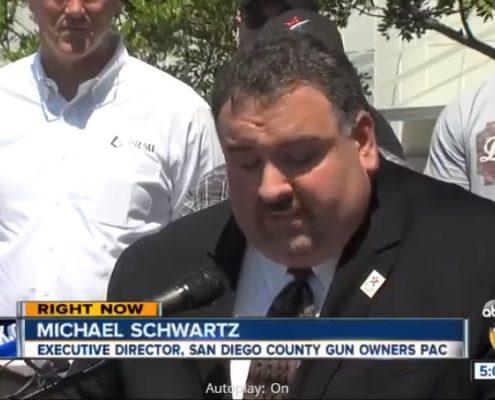 10 News: San Diego gun owners issue challenge to catch illegal gun sale at Del Mar show