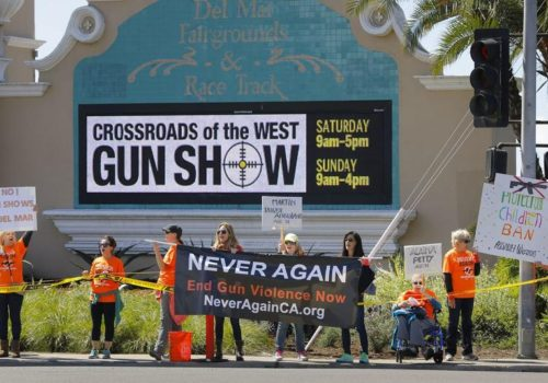 Union Tribune: Gun show opponents ask Del Mar fair board to ban 3D-printed guns