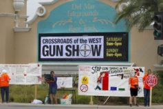 San Diego Union Tribune: Fair board to consider ban on gun shows in Del Mar