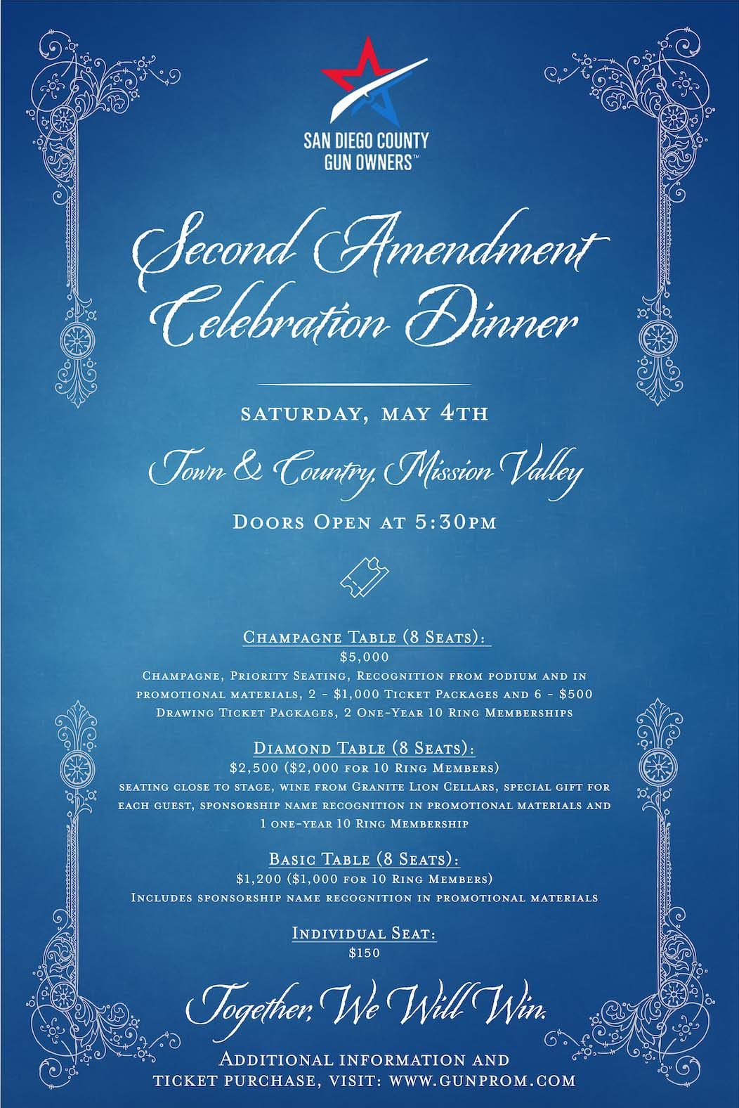Second Amendment Celebration
