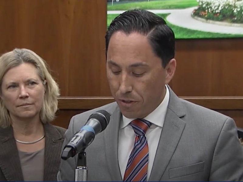 Legislation would ban sale of guns and ammunition at Del Mar Fairgrounds