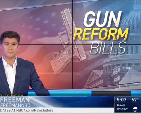 House Passes Two Major Gun Reform Bills