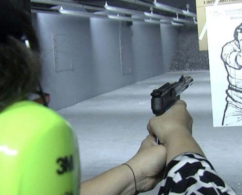 San Diego Pro-Gun Group Says Arming Women Will Keep Them Safe
