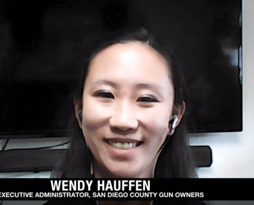 Wendy Hauffen: San Diego Gun Program Helping Women Buy Guns and Use Them