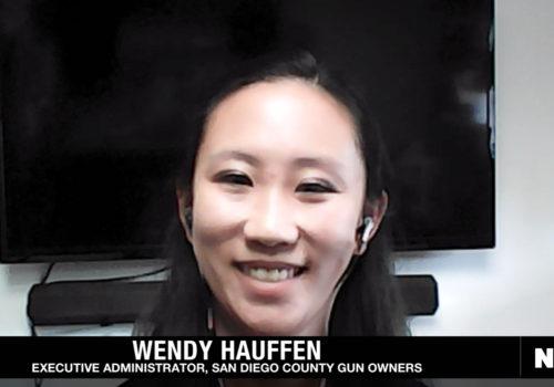 Wendy Hauffen: San Diego Gun Program Helping Women Buy Guns and Use Them
