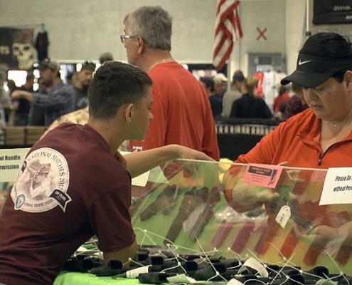 KPBS: Gun Show Operators Looking To Host Shows This Year At Fairgrounds