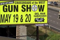 10News: Gun show return to Del Mar Fairgrounds continues fiery debate