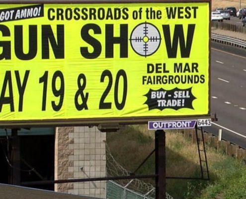 10News: Gun show return to Del Mar Fairgrounds continues fiery debate