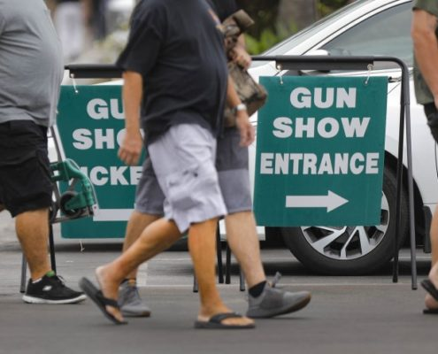 Union Tribune: Del Mar, Solana Beach ask fairgrounds to stop sales of 'ghost guns'