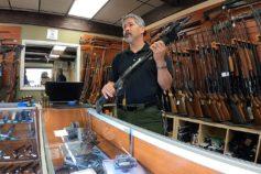 KPBS.org: San Diego Gun Stores See Huge Uptick In Sales Amid Coronavirus Pandemic