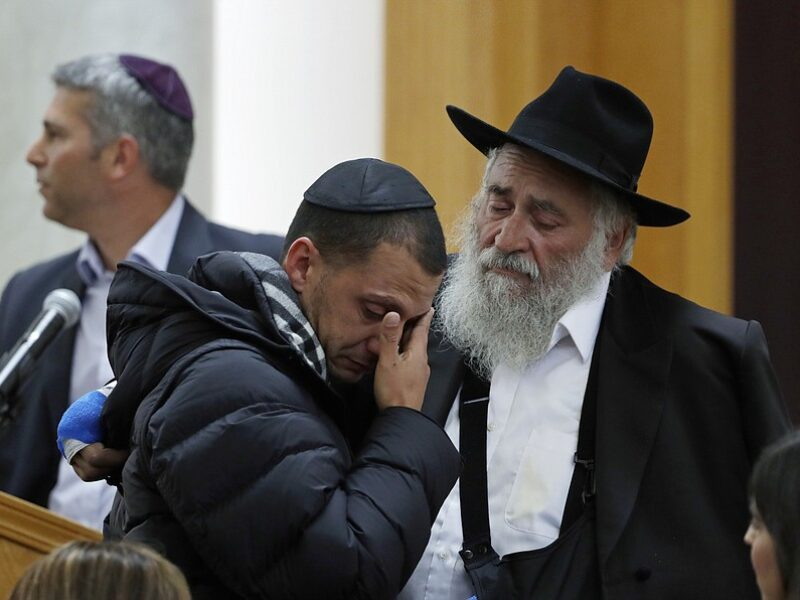 KPBS: Poway Synagogue Shooting Victims Sue Smith & Wesson, Gun Shop And Shooter