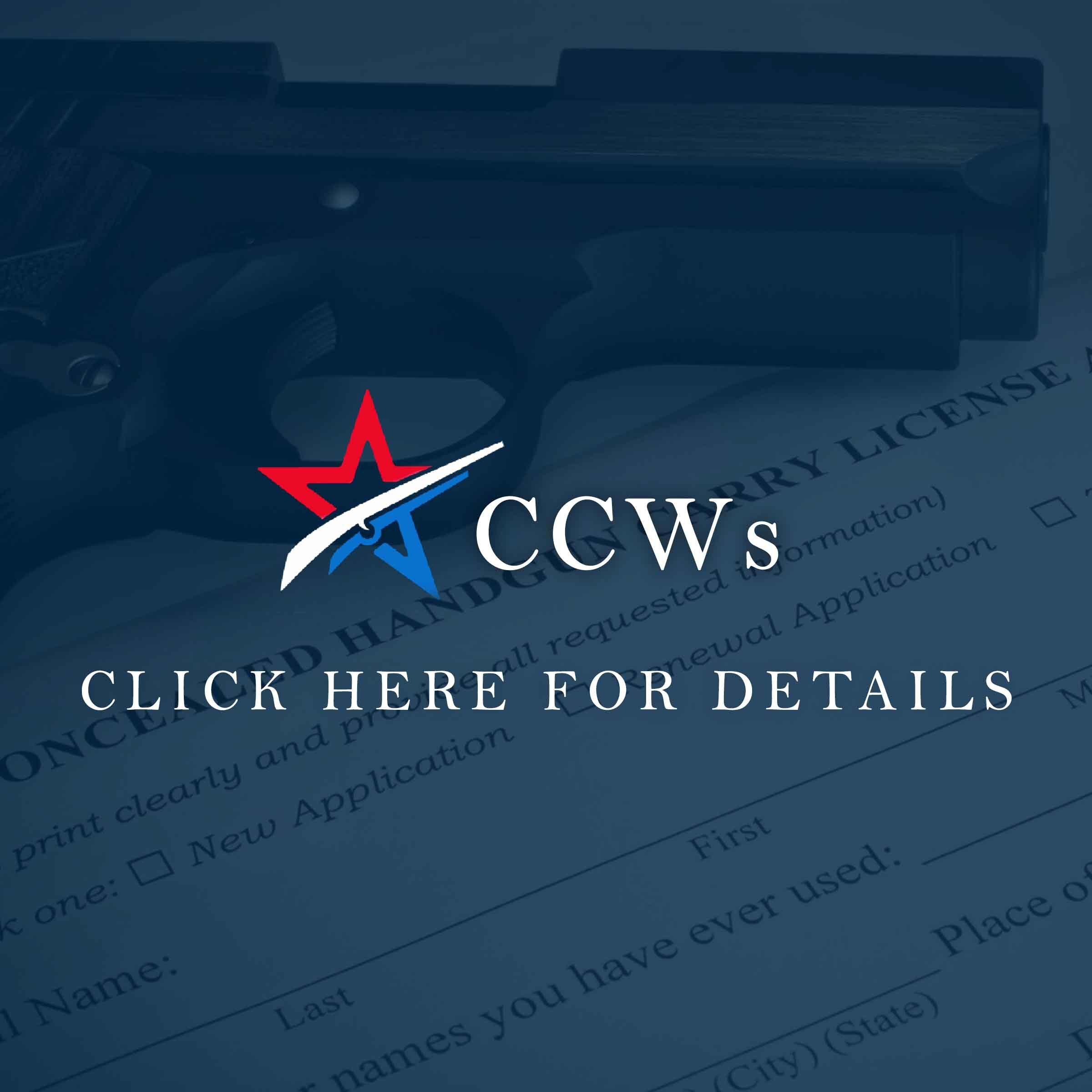 CCWs in San Diego
