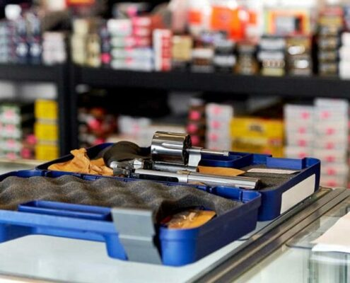 AmmoLand: Gun Rights Groups Challenge California's One-Gun-Per-Month Restriction