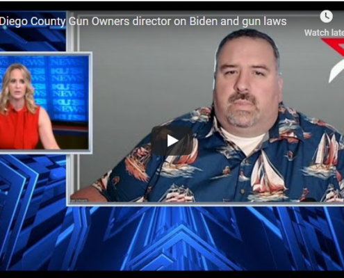 KUSI – Gun restrictions face uphill battle even under Biden