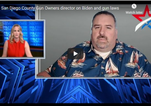 KUSI – Gun restrictions face uphill battle even under Biden