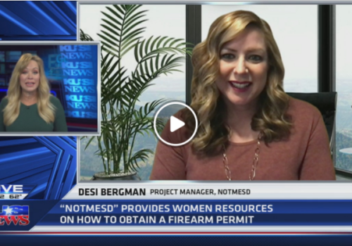 KUSI: Women-owned gun program arms and trains women to fight sexual and domestic violence
