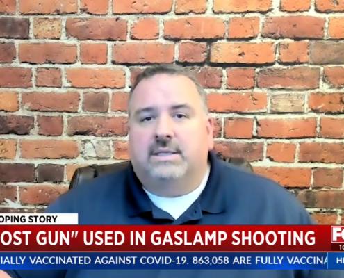 Fox5: 'Ghost gun' used in Gaslamp shooting