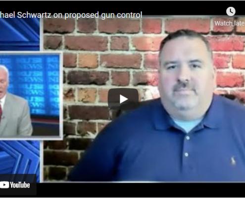 KUSI: Biden tightens some gun controls, says much more needed