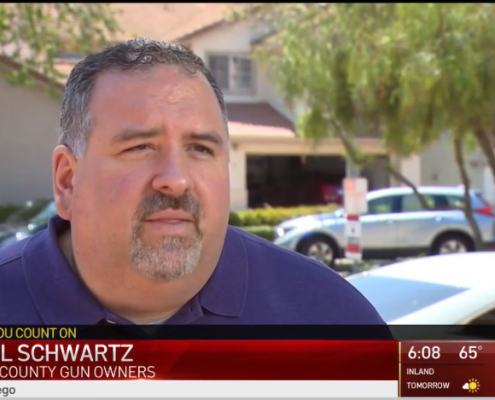 NBC7 San Diego: 'Ghost Guns' at Heart of Debate Over President's Actions to Curb Gun Violence