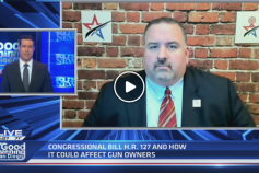 KUSI: New congressional bill seeks to tighten gun ownership