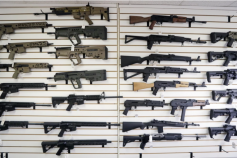 Union-Tribune: Assault weapons, handguns, age limits: gun rights groups increasingly turn to the courts