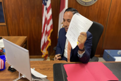 SD Union Tribune: San Diego mayor signs ordinance to ban ghost guns
