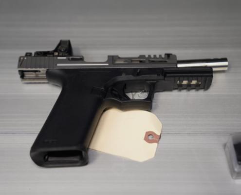 SD Union Tribune: San Diego bans sale, possession of 'ghost gun' components